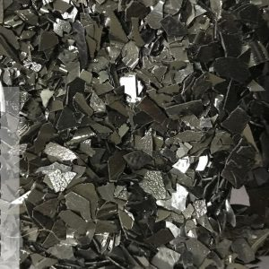 Полиэтилен черный, дробленый, технические отходы